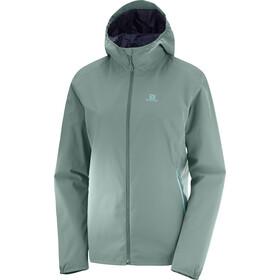 Salomon Essential Jacket Women green